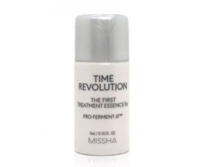 Missha Time Revolution The first treatment essence Rx 5ml _x 5ea