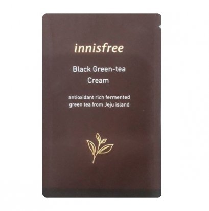 Innisfree Black Green-tea cream 1mlx8ea