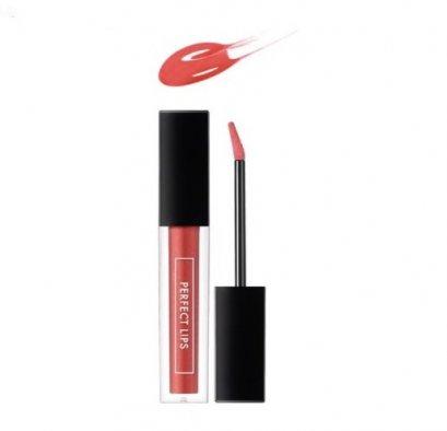 Tonymoly Perfect lips Rouge Gloss #04 Sepia Coral
