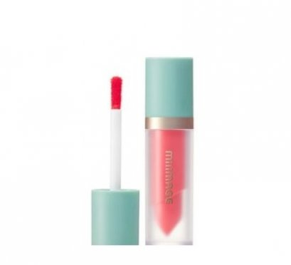milimage water rising tint #01 peach punch red