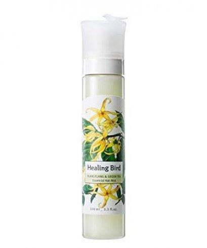 Healing Bird YlangYlang & Greentea essencial hair mist 100ml