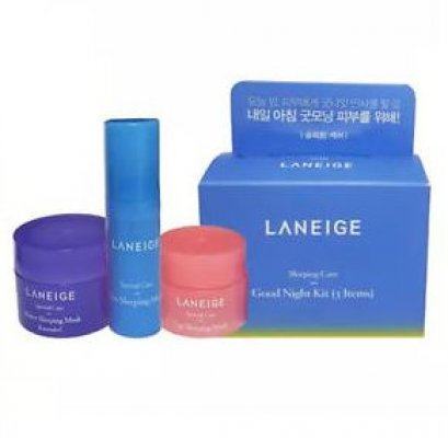 laneige Special care good night kit 3items