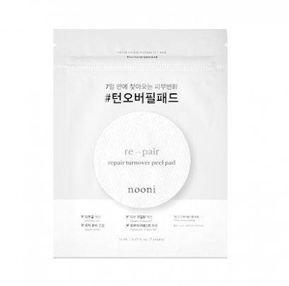 nooni repair turnover peel pad (7sheet)