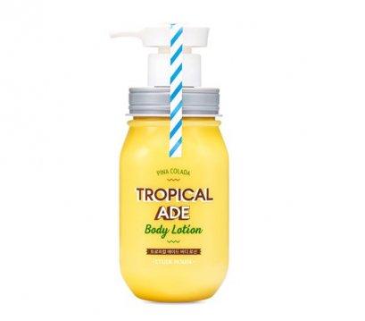 Etude house Pina colada Tropical ADE body lotion 300ml