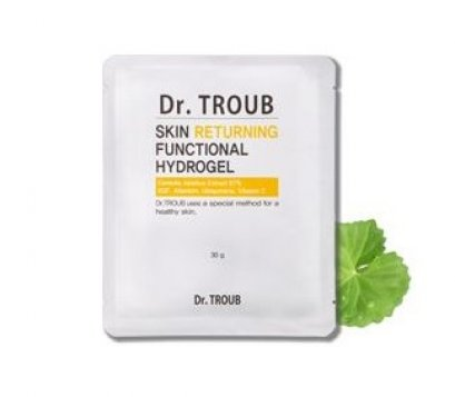 Sidmool Dr.Troub skin returning functional hydrogel mask