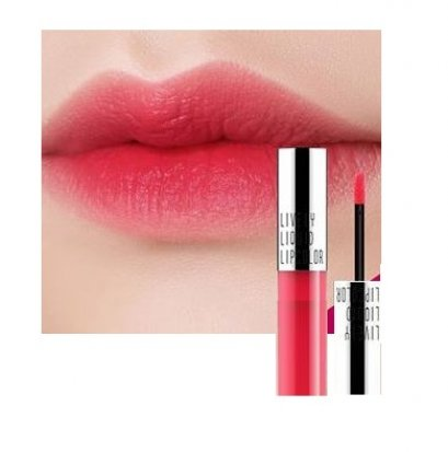 Eglips Lovely liquid lip color #01 sugar coral