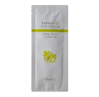 Benton Papaya-D sun cream 1ml*10ea