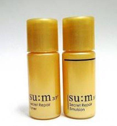 SUM Secret Repair Toner 5ml+Emulsion 5ml