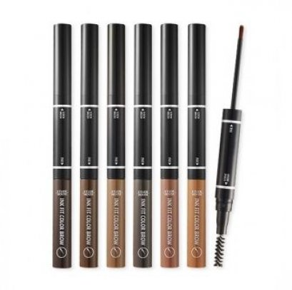 Etude house Ink fit color brow #01