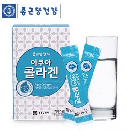 Chong Kun dang healthcare Aqua collagen 2gx30ea