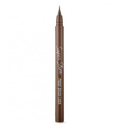 Etude Super Slim Proof Brush Liner #02 Brown