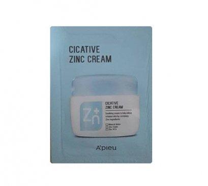 A'PIEU CIC Ative zinc cream 1ml x9ea