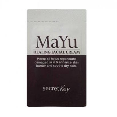 Secretkey MaYu Healing facial cream 1.5g*3ea