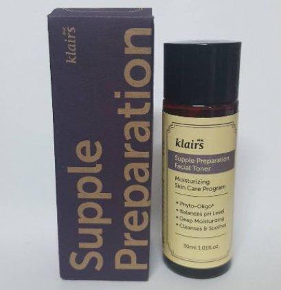 Klairs Supple preparation facial toner 30ml