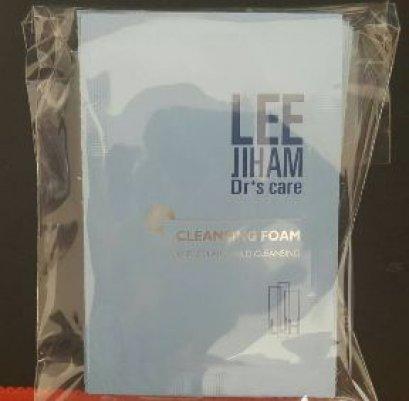 Leejiham Dr's care Cleansing foam 2ml*10ea