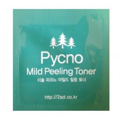 2SOL Pycno mild peeling toner 1ml*3ea