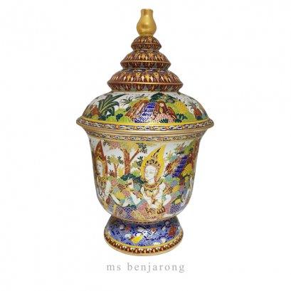 Thai Culture Bowl | Benjarong