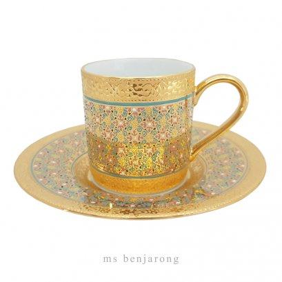 Coffee Cup Gold | Medium