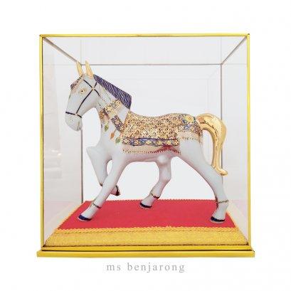 Horse Benjarong