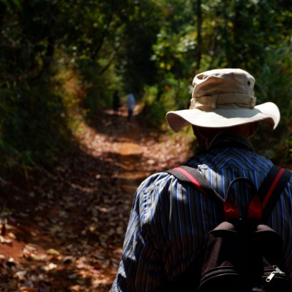 Full Day Experience 5 Hill Tribes Trek (Palong)