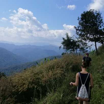 FULL DAY ONLY TREK LAHU VILLAGE – WATER FALL (Only Walk)