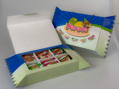 PARADE GIFT BOX - 6 FLAVOURS IN BOX
