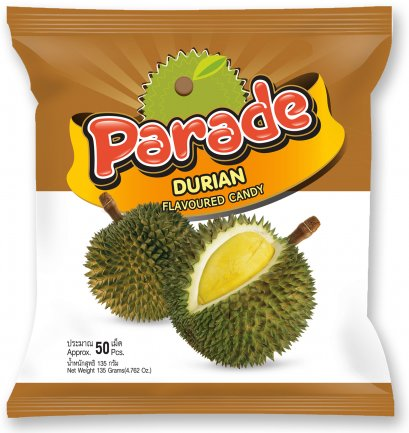 Parade Durian Flavoured Candy