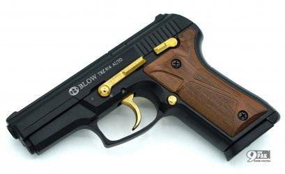 Z914 Black/Gold