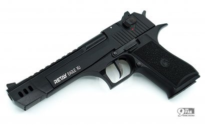 Eagle XU Black