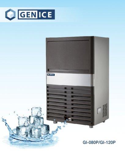 เครื่องทำน้ำแข็ง GenIce ชนิดสี่เหลี่ยม รุ่น GI-080P