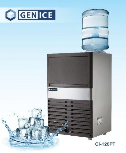 เครื่องทำน้ำแข็ง GenIce ชนิดสี่เหลี่ยม รุ่น GI-120PT
