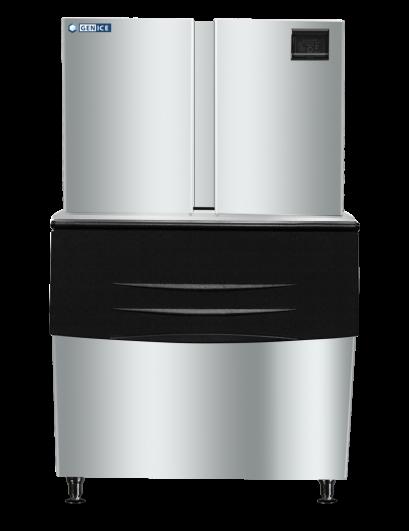 เครื่องทำน้ำแข็ง GenIce ชนิดสี่เหลี่ยม รุ่น GI-800S