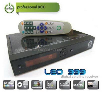 Receiver dBy LEO 999 V1S (รุ่นสลิม)