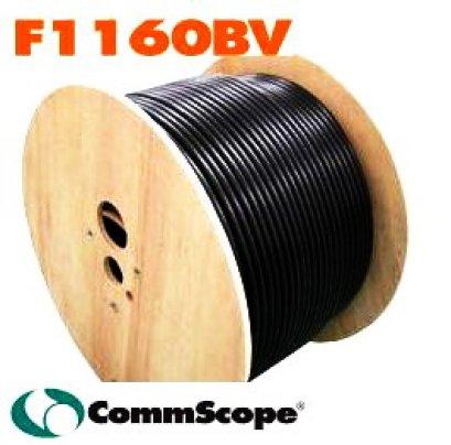 สายRG11 CommScope 60% 305ม. สีดำ