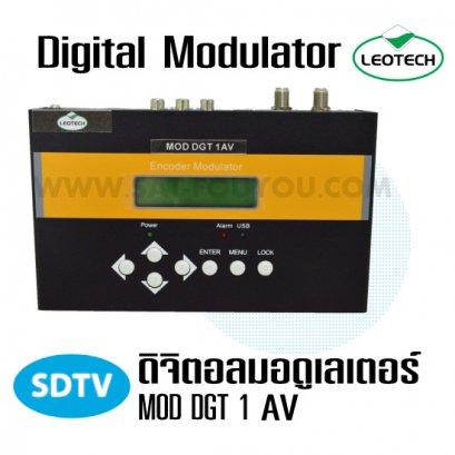 Digital Modulator LEOTECH DGT 1AV