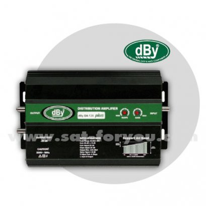 Wide Band Booster dBy รุ่น DA-124+