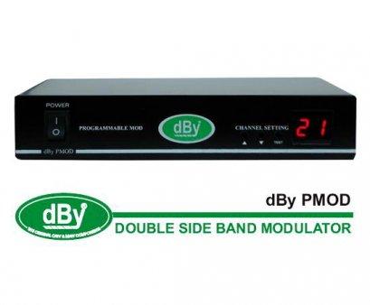 Programable Modulator dBy (ปรับช่องได้)