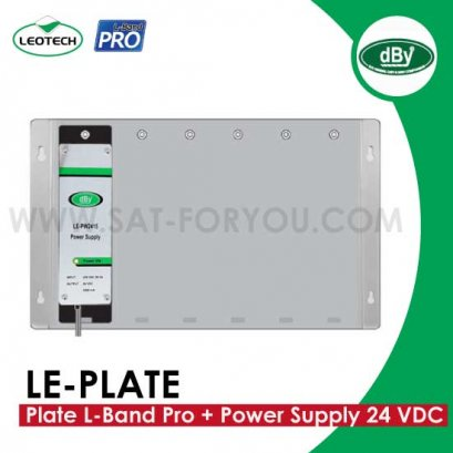 Plate L-Band Pro +Power Supply dBy