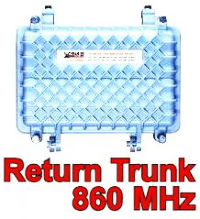 Return Trunk Amp 860MHz CABLE/Philips NXP