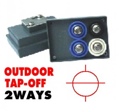 Outdoor Tap-Off CABLE 2Way