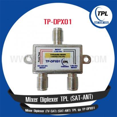 Mixer Diplexer TPL (SAT-ANT)