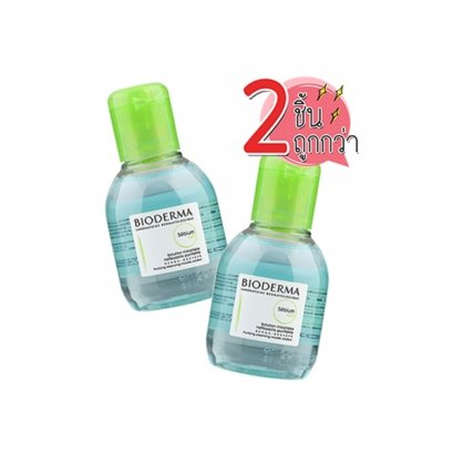 Bioderma Sebium H2O Purifying Cleansing Micelle Solution Combination/Oily Skin