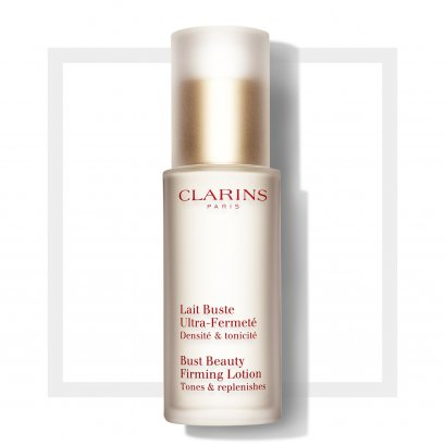 Clarins Bust Beauty Firming Lotion Tones& Replenishes