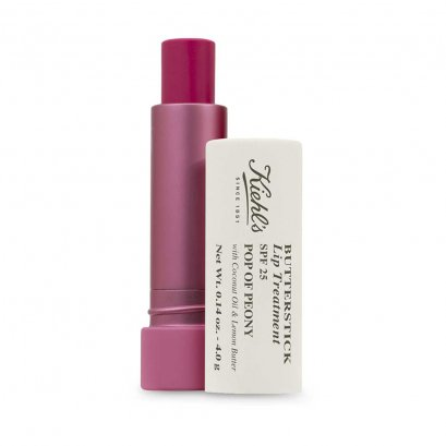 KIEHL'S Butterstick Lip Treatment SPF 25 #Peony