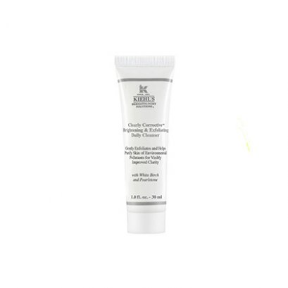 Kiehl's Clearly Corrective Brightening & Exfoliating Daily Cleanser 30ml