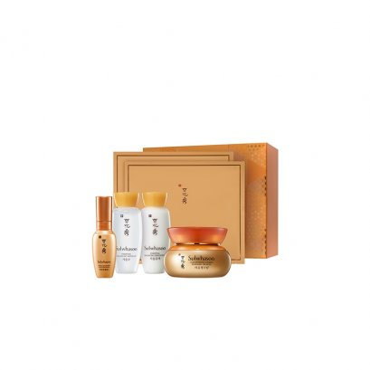 Sulwhasoo Concentrated Ginseng Renewing Cream Ex Trial Set