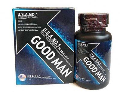 ยา GOOD MAN U.S.A. No.1อาหารเสริมเพิ่มขนาด