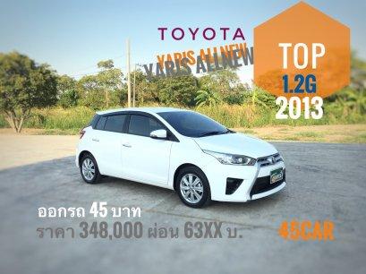 Toyota Yaris 1.2 G  A/T 2013