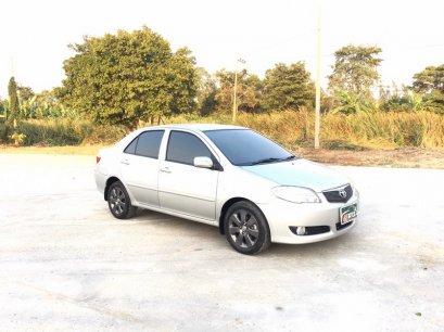 #ติดจอง Toyota Vios 1.5 E Ivory A/T 2006