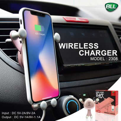 WIRELESS CHARGER BLL2308